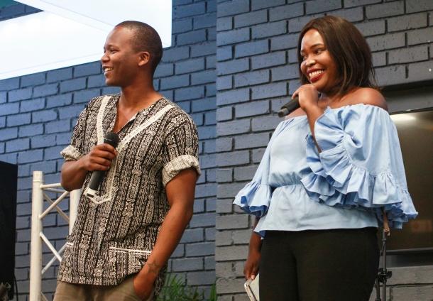 Hosts: Thabo Rametsi & Nikiwe Buhlalu