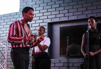 Live Performer: Love, Sechaba