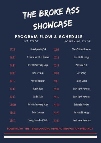 The Broke Ass Showcase Program (2)