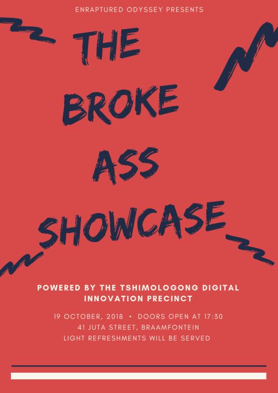 The Broke Ass Showcase Program