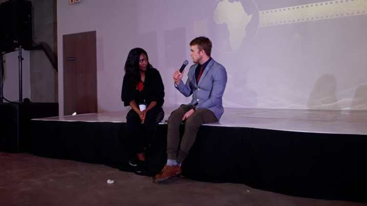 The Relay Short Film Q&A
