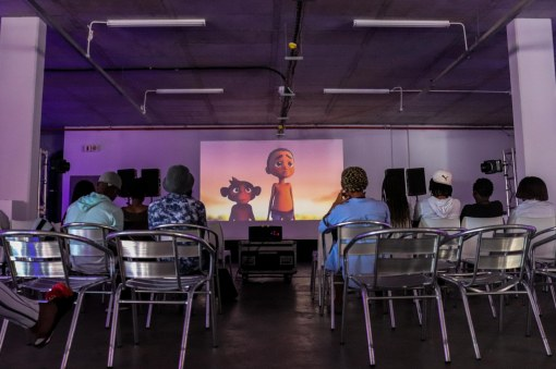 Taavi Animation Viewing