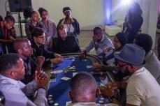 Charity Poker Game: David Kau